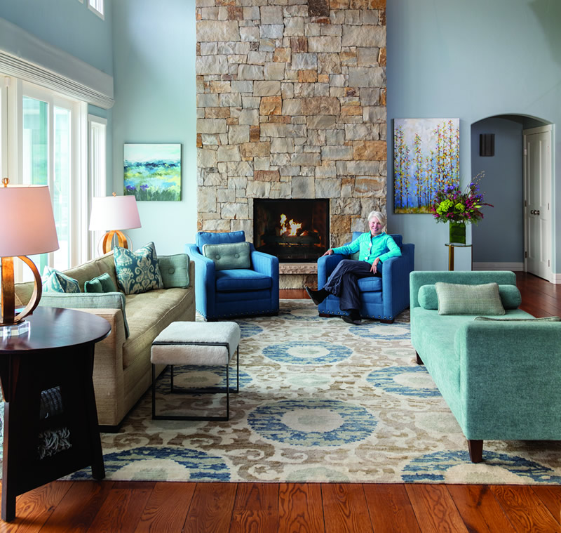 Vail interior design portfolio for Interior designers vail colorado
